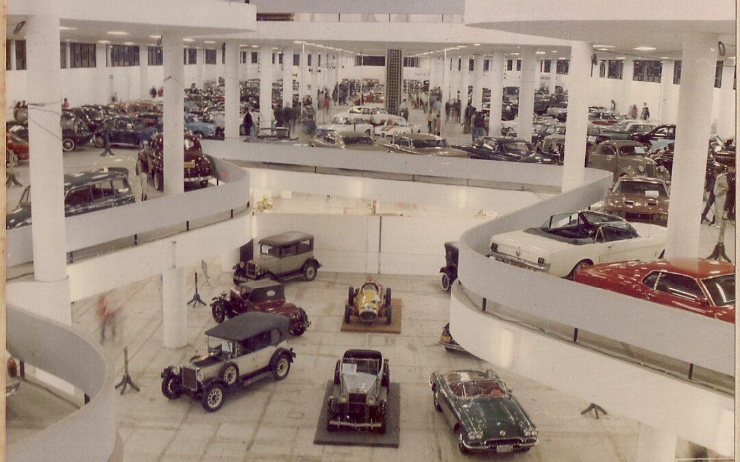 II Salão do Automovel Antigo 1985