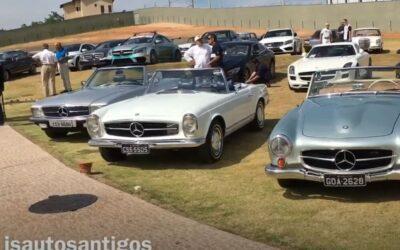 Encontro Mercedes Benz – Condomínio Pedra Alta
